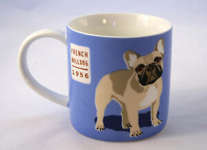 Ulster Weavers French Bulldog Fine Bone China Coffee Mug Teacup Dog