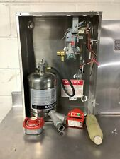 Ansul System R 102 15gal Ready To Install With Gas Valve
