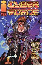 1994 CYBER FORCE VOL. 2  #4,5,8 ( SET OF 3 ISSUES)  IMAGE COMICS VF+