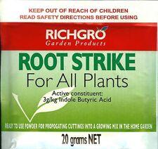 Plant Cuttings Propagation - Root Strike All Plants Sachet 20g - Richgro