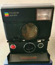 Polaroid SLR 680 Sofortbildkamera Land Camera Auto Focus in OVP + Gurt