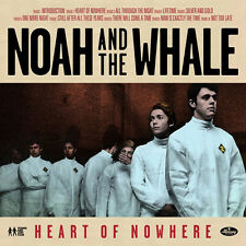 Noah And The Whale - ‎Heart Of Nowhere Vinyl LP Mercury 2013 NEW/SEALED