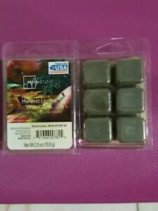 Mainstays Harvest Leaves Wax Melts Made in USA