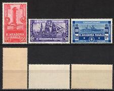 #1869 - Regno - Regia accademia navale di Livorno, 1931 - Nuovi (** MNH)