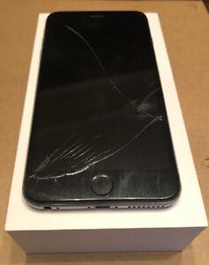 Apple iPhone 6 Plus 64GB Space Gray (Verizon) A1522 (CDMA + GSM)