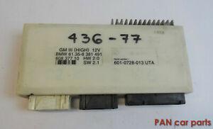 BMW E39 Steuergerät Grundmodul 61.35-8381491, 6135-8381491, 60837710, 601-0728-0