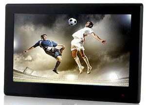 """10"""" WideScreen Digital Portable TV Integrated Freeview & Recording PVR - USB"""