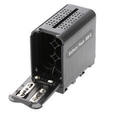 AA BB-6 Battery Pack Power as NP-F550/750 Fr Video Light NANGUAN YONGNUO APUTREF
