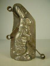 Antike Schokoladen Form Oster Hase vor 1945 Anton Reiche Dresden