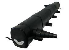 SunSun CUV-272 Teichklärer Wasserklärer Lichtfilter 72W Vorklärgerät UVC