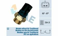 FAE Radiator Fan Switches For FIAT UNO PUNTO 37220