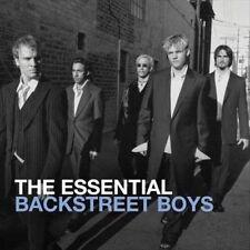 BACKSTREET BOYS - THE ESSENTIAL BACKSTREET BOYS (NEW CD)
