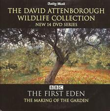 David Attenborough - THE FIRST EDEN - THE MAKING OF THE GARDEN  - Nature DVD