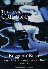 Ruggiero Ricci - Legacy of Cremona: Ruggiero Ricci Plays [New CD] Enhanced