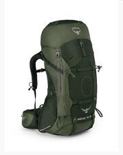 Osprey Aether AG 70L Mens Hiking Rucksack Backpack - Adirondack - L