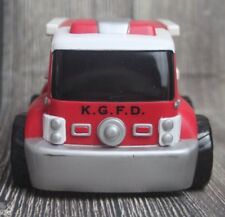 Kids galaxy firetruck fire truck 49mhz no remote battery operated rc control T
