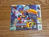 Ultra Rare Rockman X7 Korean Version PC Megaman Game Windows CD Collectors Item