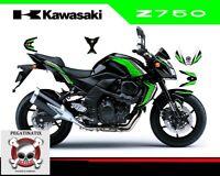 KIT Stickers decals Aufkleber Autocollant adesivi ADHESIVOS Z750 COLOR EDITION