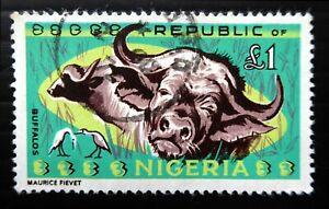 NIGERIA 1966 £1 SG185 Fine/Used Cat £9 (£2 Each) SEE BELOW DK44