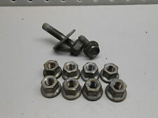 Y57 Yamaha YZF-R1 YZF R1 2000 Exhaust Mount Bolts and Nuts