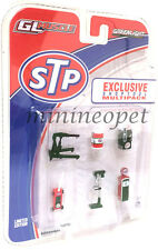 GREENLIGHT 13155 MUSCLE SHOP TOOLS STP ACCESSORIES FOR 1/64 CHASE GREEN MACHINE