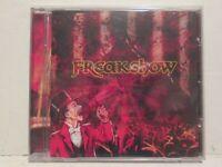 Freakshow - S/T 2009 Rare OOP HTF Retrospect Records Miss Crazy Cinderella Rock