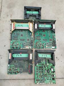 LOT of 5 x Neo Geo MVS Arcade PCB Board Sets - FOR PARTS & REPAIR