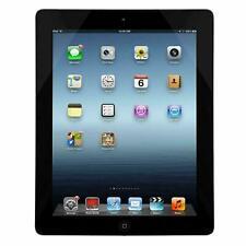 "Apple iPad 3rd, 4th Generation 32GB 64GB WiFi /CELLULAR4G 9.7"" Retina GREY"