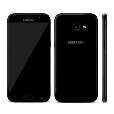 SAMSUNG Galaxy A3 2017 SM-A320FL 16GB 13MP Smartphone Nero Sbloccato Grado * A *