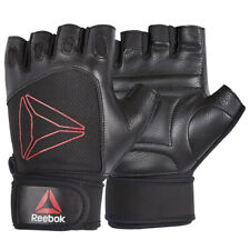 Reebok Fitness Training Gloves Exercise Weight Lifting Fingerless Gym RAGB-1561