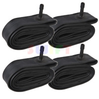 "4 x 26"" inch Inner Bike Tube 26 x 1.75 - 2.125 Bicycle Rubber Tire Interior BMX"