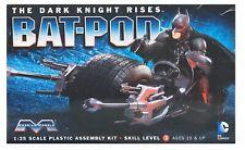 Moebius MO920, Dark Knight Rises - BAT-POD, 1:25 Scale Model Kit, NEW
