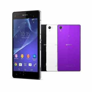 "Original Sony Xperia Z2 D6503 5.2"" 4G LTE Wifi 20MP 16GB Touchscreen Phone"