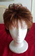 Gabor Flexlite Personal Fit Wig Reddish w/highlights  Petite Average