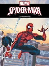Spider-Man: An Origin Story-ExLibrary