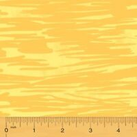 Mermaids 50248-5 Yellow Ripples Windham Fabrics Cotton Quilting Sewing BTY