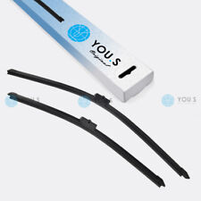 2 you.s FRENTE Wiper Blade 550 + 450mm para OPEL ASTRA H TwinTop-3397118931