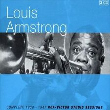 Complete RCA Victor Studio Sessions 1930 by Louis Armstrong (CD, Jul-2002,...