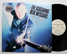 The Screaming Blue Messiahs Elektra White Label DMM 1st LP 1986