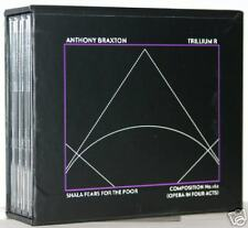 ANTHONY BRAXTON House TRILLIUM R(OPERA) 4CDs & Libretto