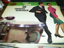 36 Erfolgs-Schlager-Top Hits-LP-Germany-Electrola-Vinyl Record-VG+