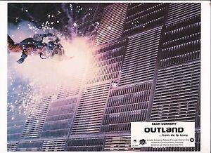 Photo d'exploitation. OUTLAND. avec Sean CONNERY. 1981. Tirage original (41/63)