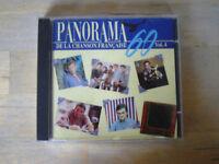 cd album panorama de la chanson francaise 60 vol.4