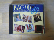cd album panorama de la chanson francaise 60 vol.4