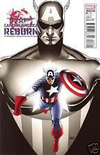 Captain America: Reborn #6 Cassaday Variant Marvel