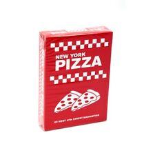 New York Pizza Playing Cards Decks by Gemini Decks
