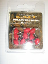 Shakespeare Salt Pulley Rig Beads 10pk Sea fishing tackle