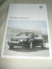 VW EOS Individuels Gamme brochure mai 2008