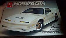 AMT 1989 PONTIAC FIREBIRD GTA Model Car Mountain 1/25 FS 2N1