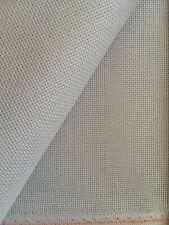 Pewter 16 Count Zweigart Aida cross stitch fabric - various size options